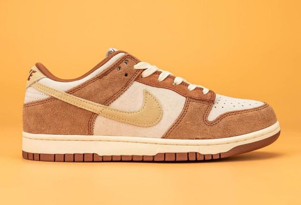 Nike Dunk Low Medium Curry