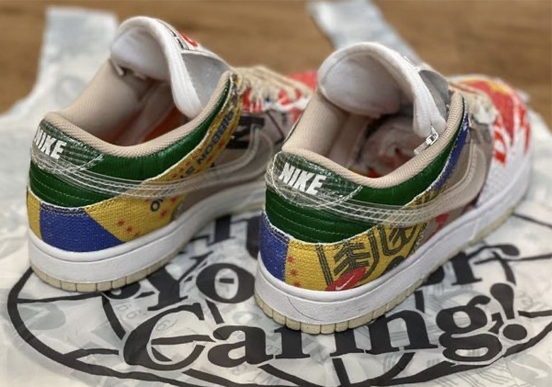 Nike Dunk Low Thank You For Caring-DA6125-900-