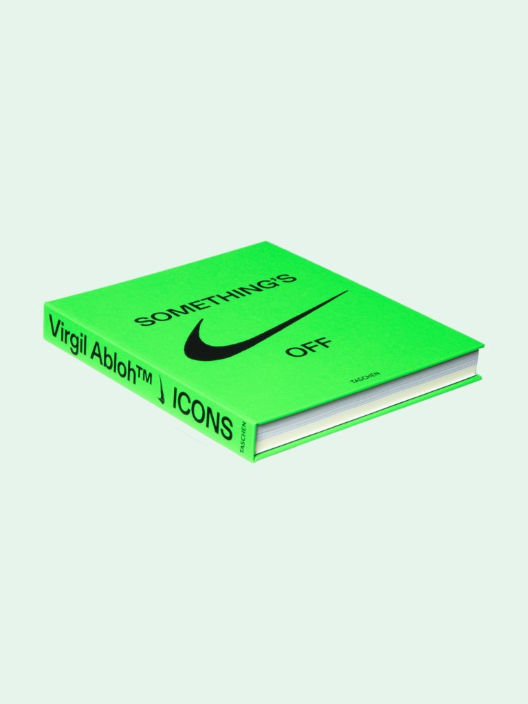 Nike x Off-White Virgil Abloh ICONS Book