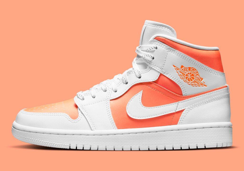 Jordan 1 Mid Bright Citrus CZ0774-800