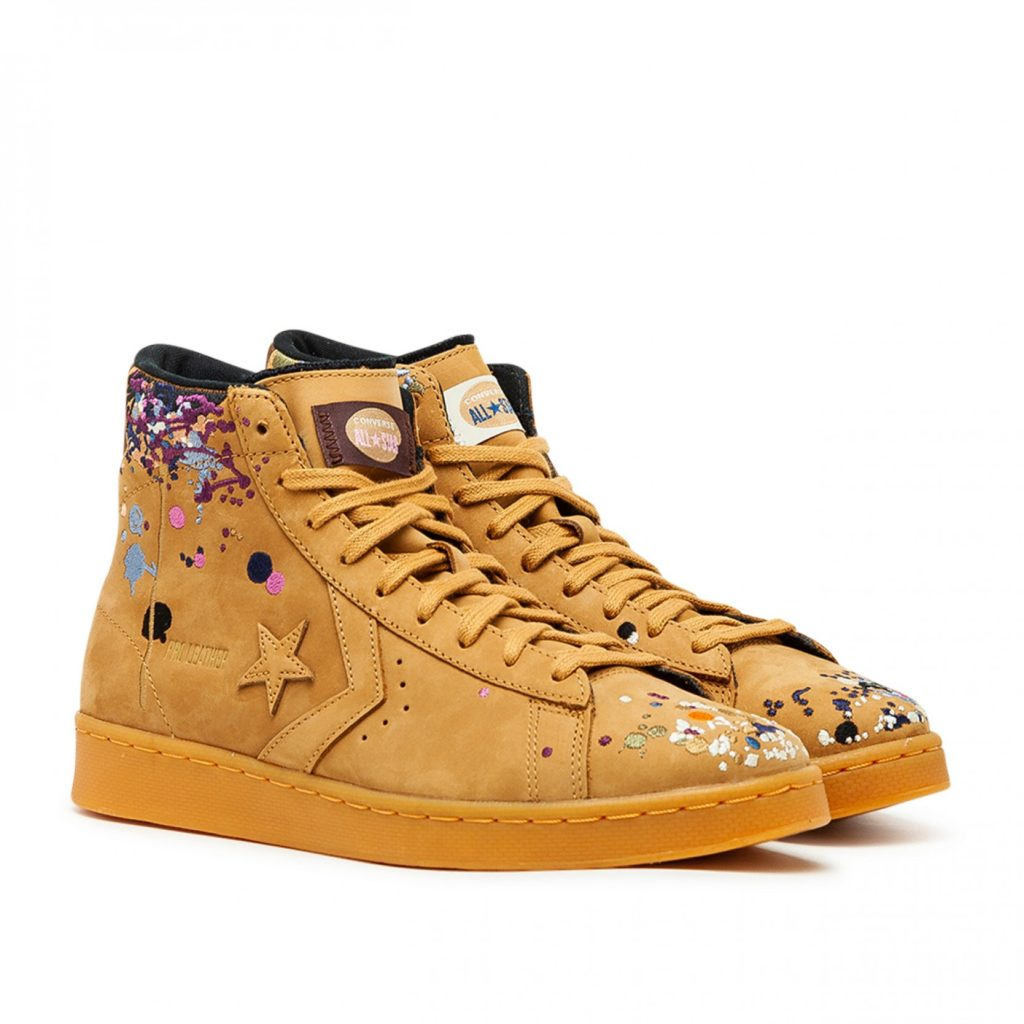 Bandulu x Converse Pro Leather Hi