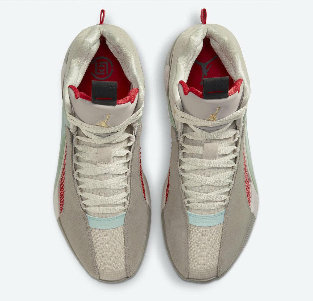 CLOT Air Jordan 35 Sepia Stone-DD9322-200