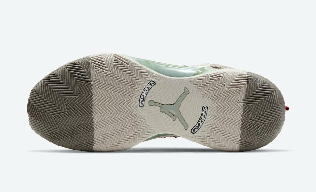 CLOT Air Jordan 35 Sepia Stone-DD9322-200-