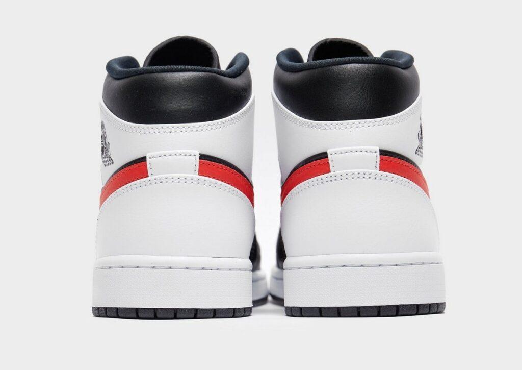 Jordan 1 Mid Chile Red-554724-075-