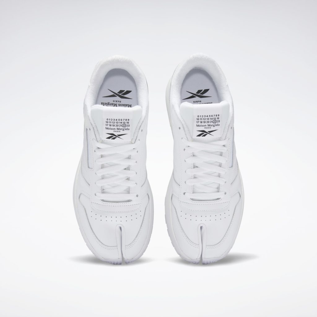 Maison Margiela x Rebook Classic Leather Tabi White H04865