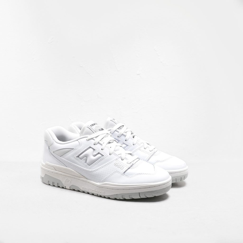 New Balance 550 White Grey BB550PB1
