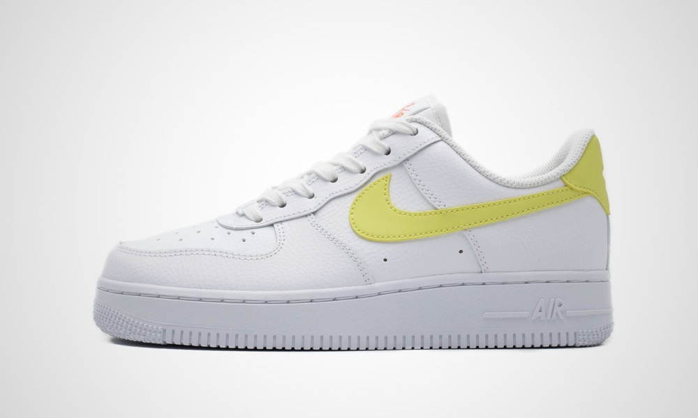 Nike Air Force 1 Light Zitron