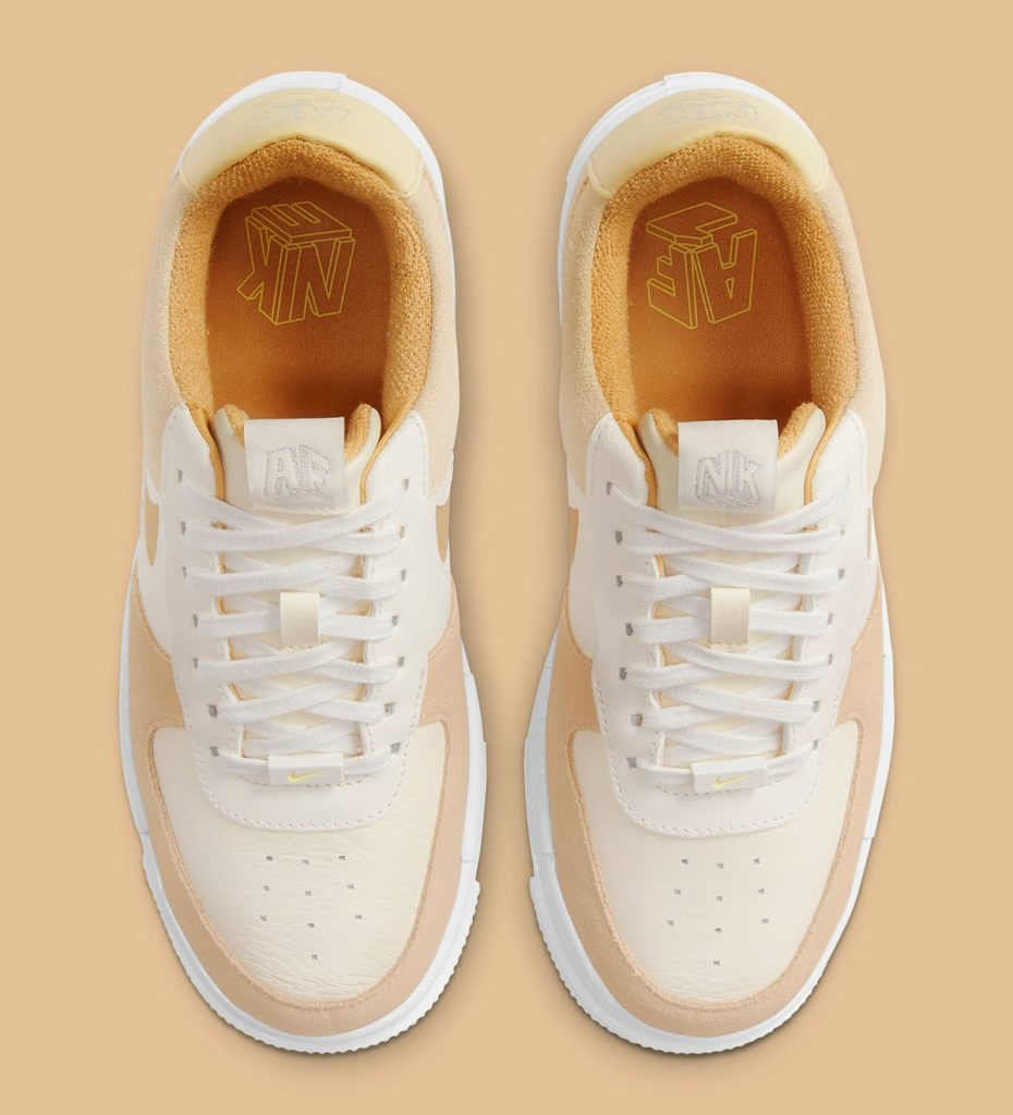 Nike Air Force 1 Pixel Coconut DH3856-100
