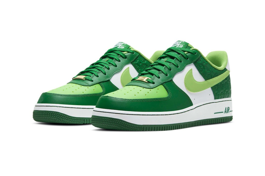 Air Force 1 St Patricks Day