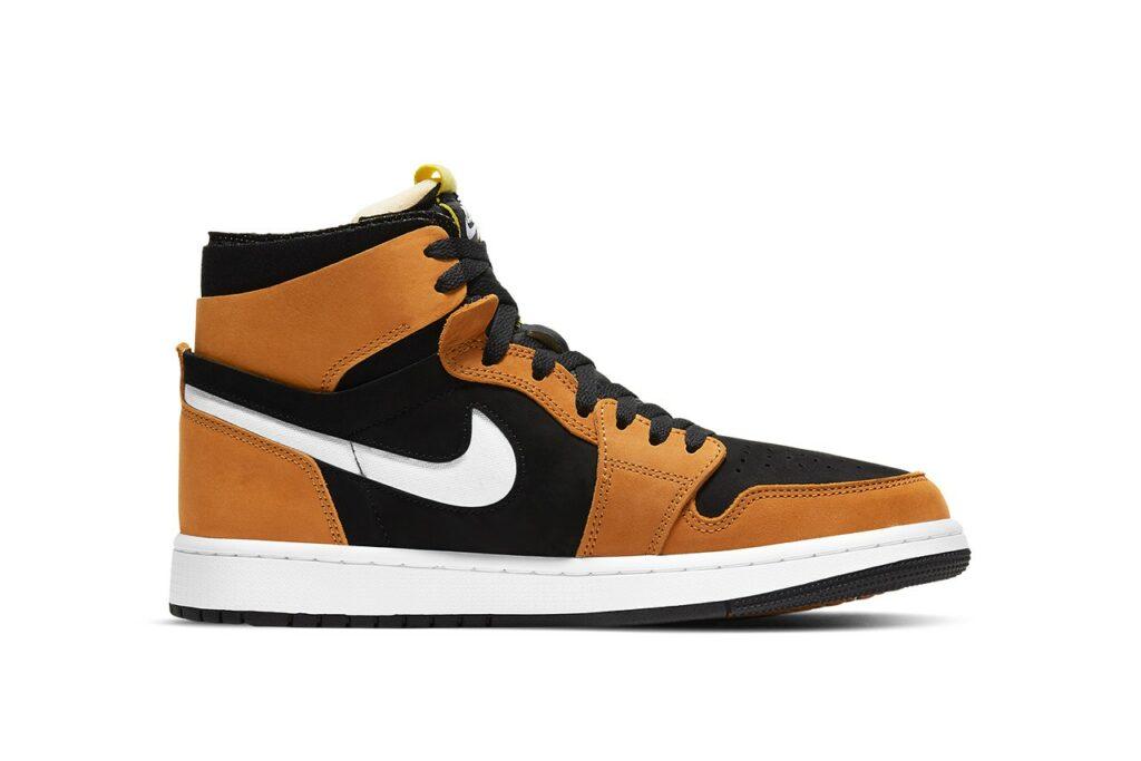 Nike Air Jordan 1 High Zoom Black Monarch