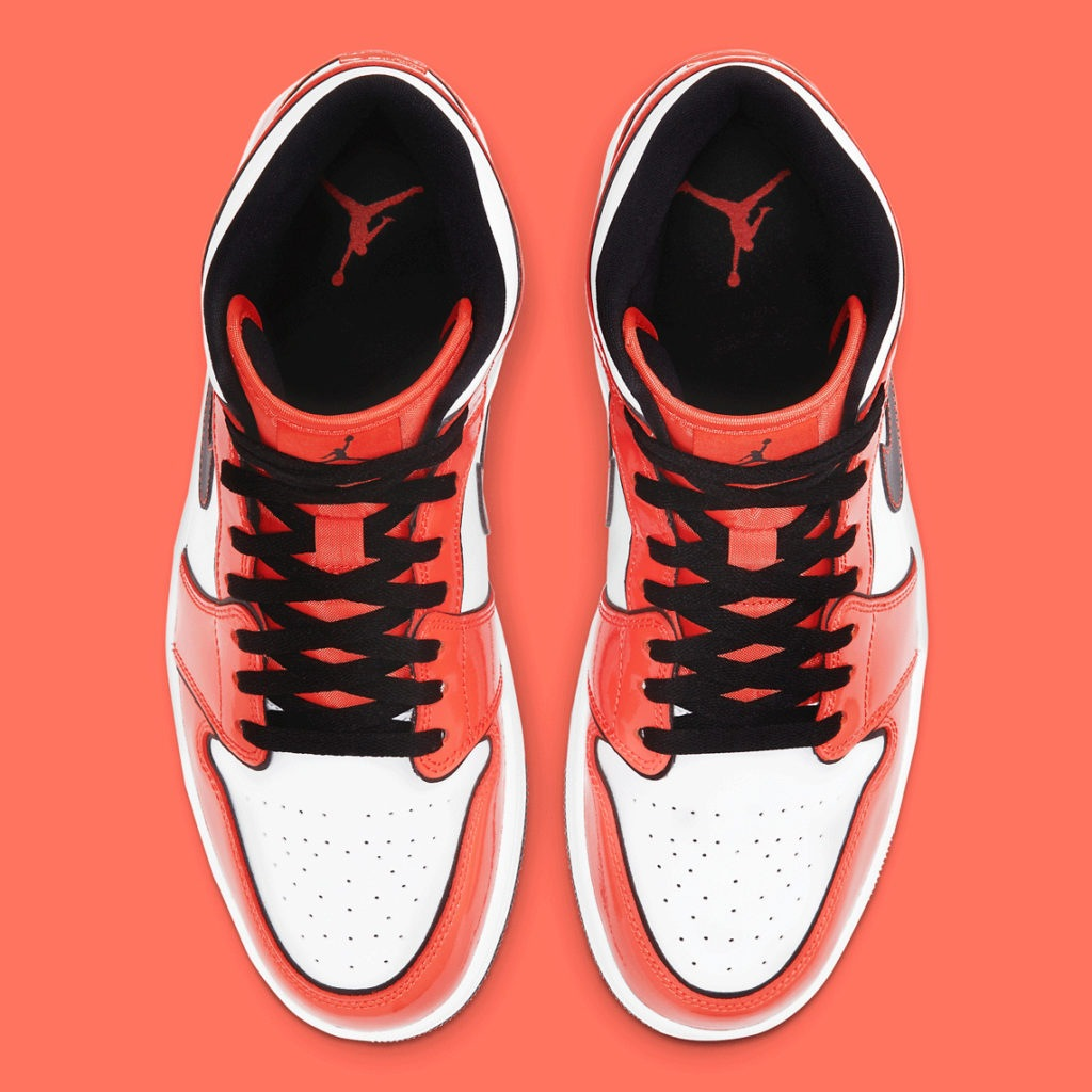 Nike Air Jordan 1 Mid Turf Orange-DD6834-802-deadstock-