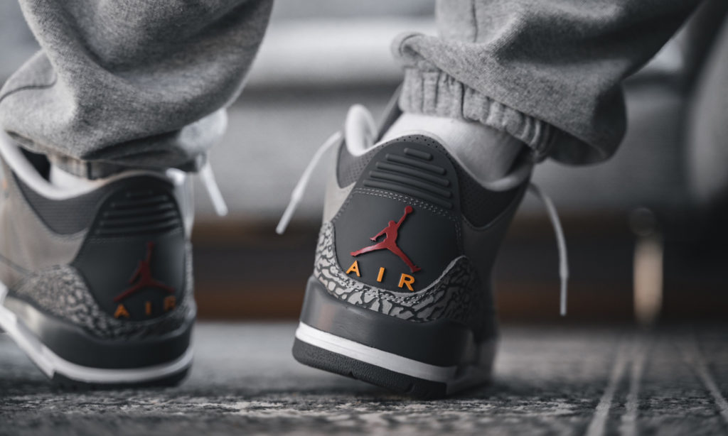Nike Air Jordan 3 Cool Grey-CT8532-012-Deadstock-