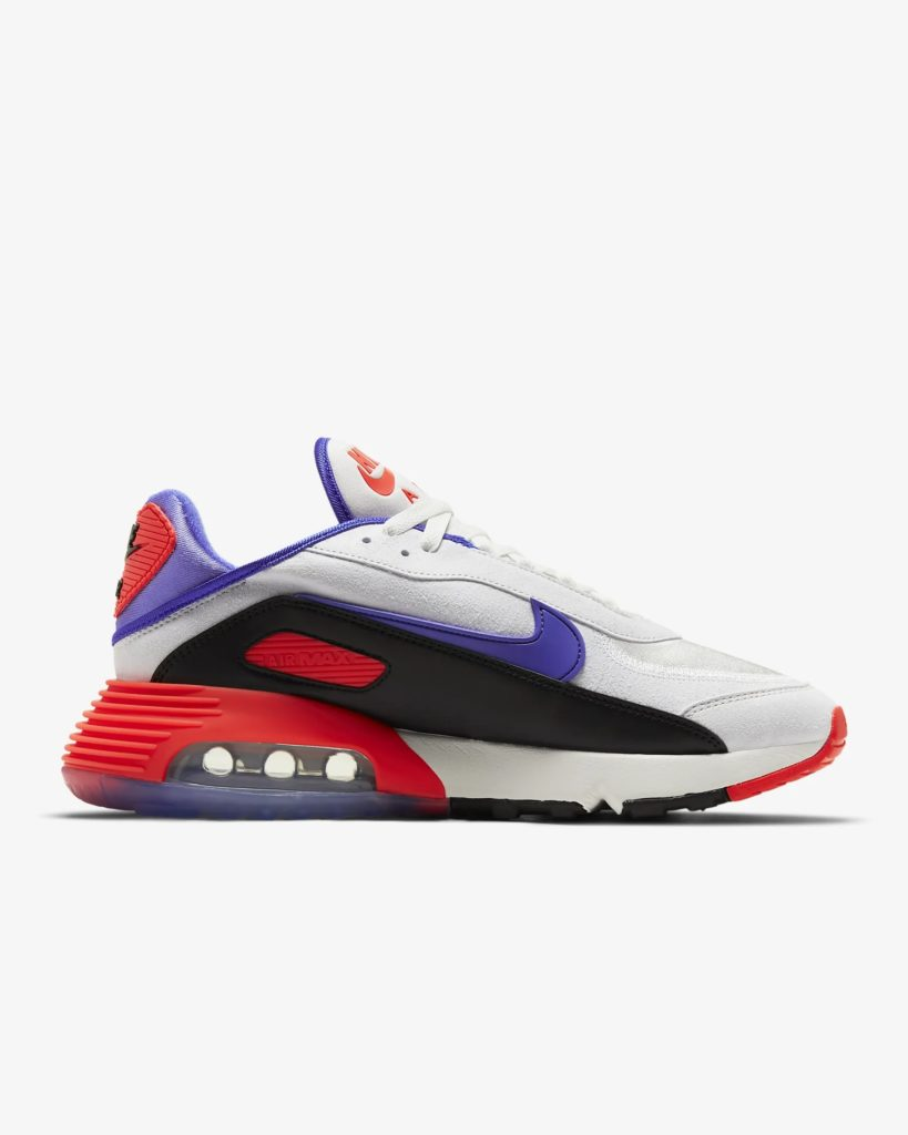 Nike Air Max 2090 Bright Crimson DA9357-100