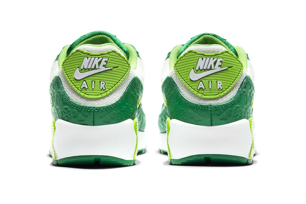 Nike Air Max 90 St Patricks Day-DD8555-300-dead-Stock-