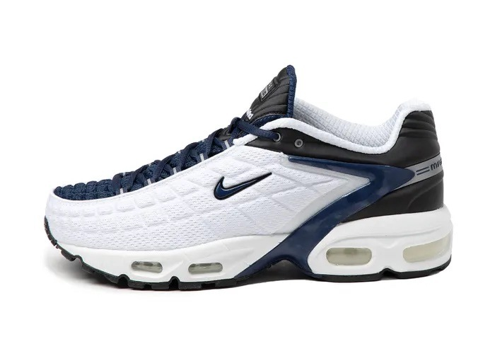 Nike Air Max Tailwind 5 White Navy CU1704 100