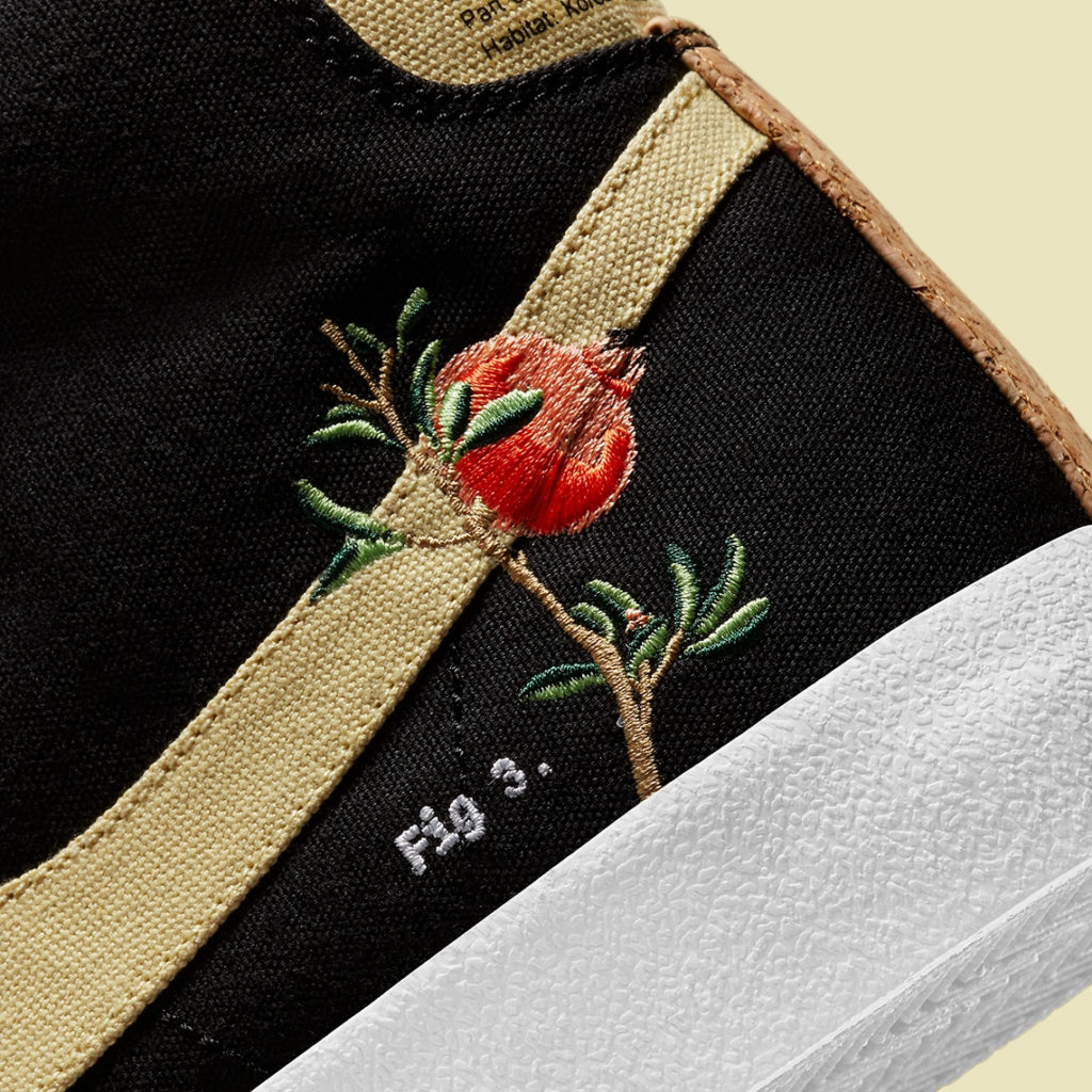 Nike Blazer Mid Pomegranate
