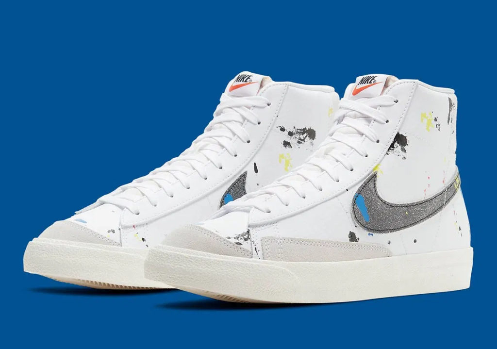 Nike Blazer Mid Paint