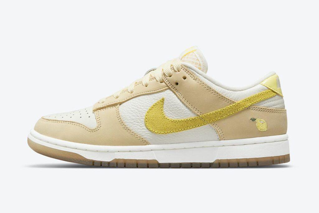 Nike Dunk Lemon Drop