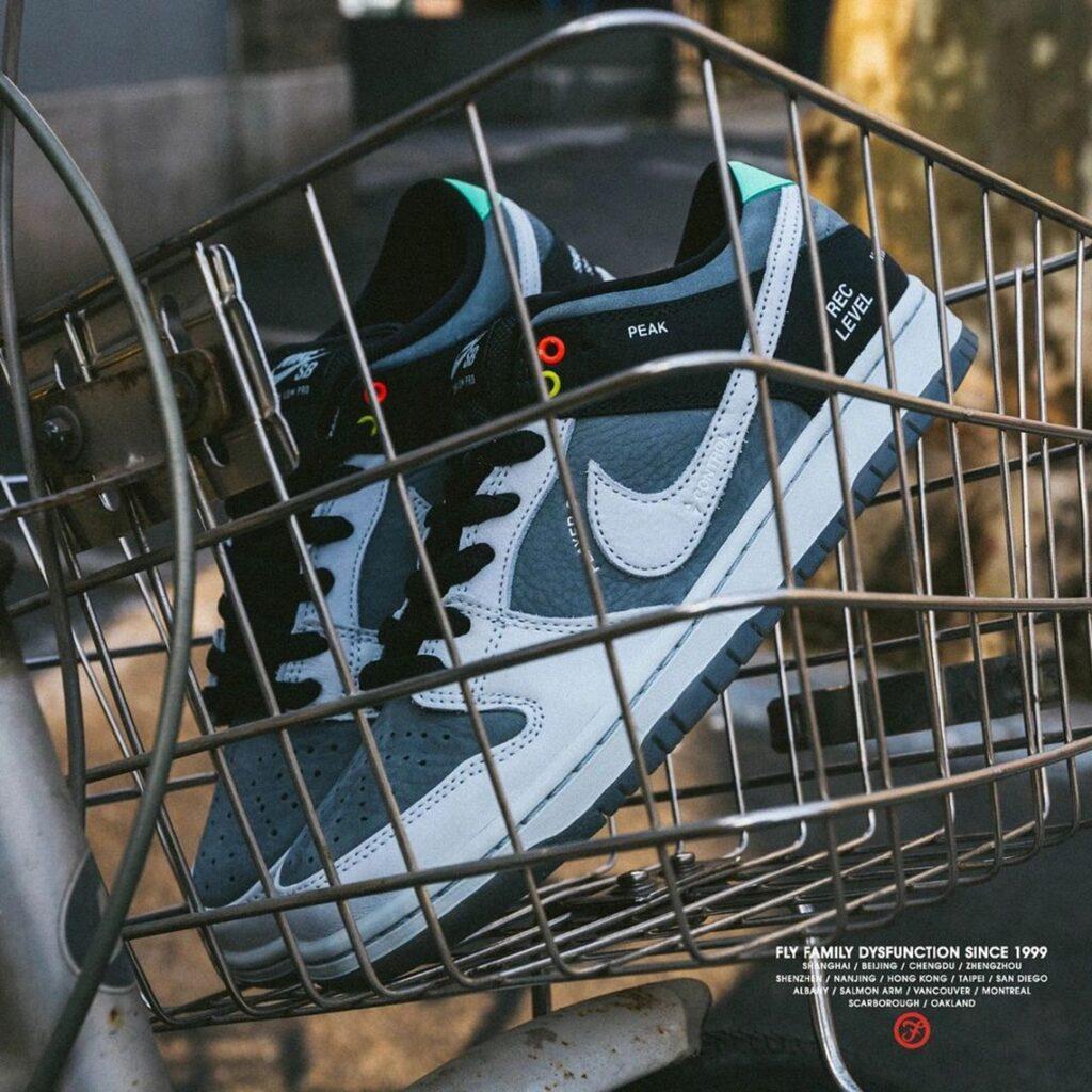Nike SB Dunk Low VX 1000 CV1659-001