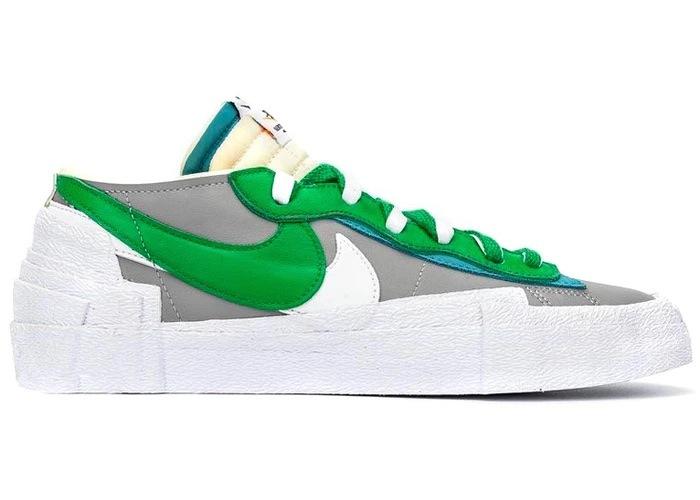 Nike x Sacai Blazer Low Classic Green DD1877-001