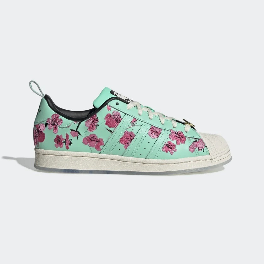 adidas Superstar Arizona Green Tee GZ2877