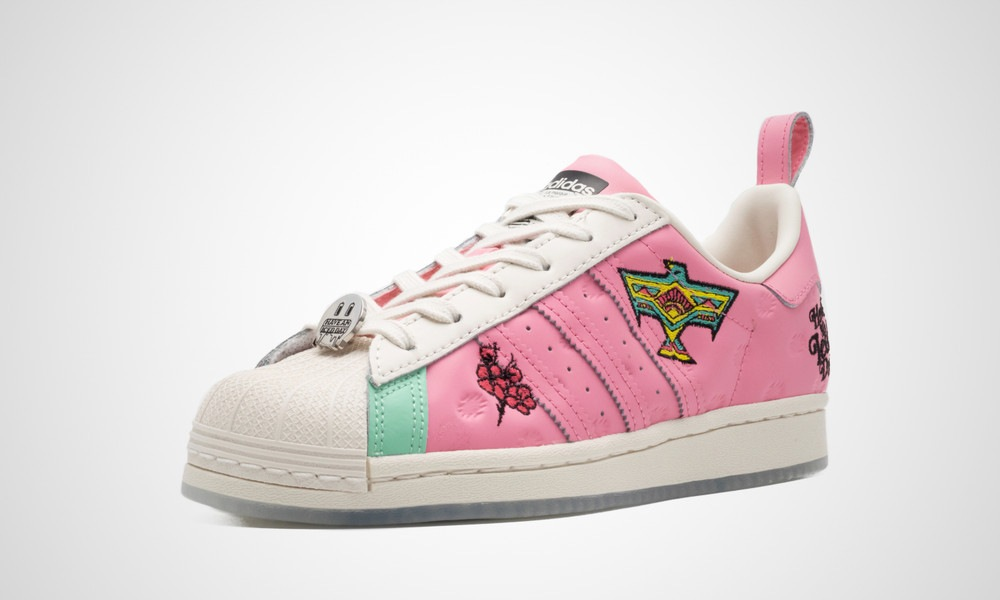 adidas superstar Arizona pink GZ2861