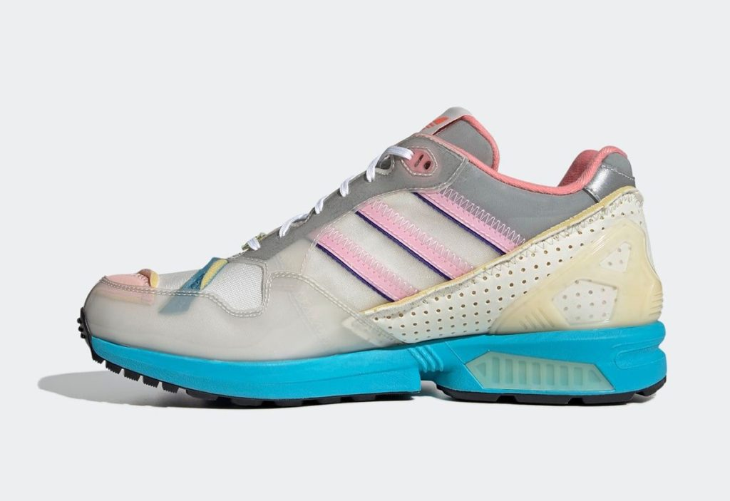 adidas ZX 6000 Inside Out Grey