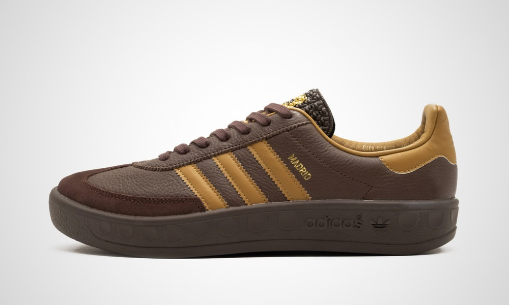 adidas Madrid Brown