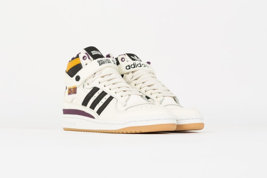 adidas Forum 84 High Girls Are Awesome