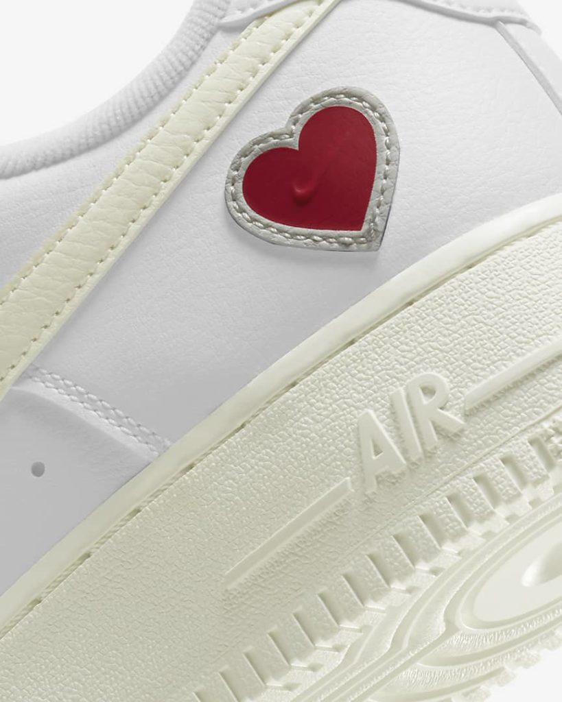 Air Force 1 Valentinstag Sneaker