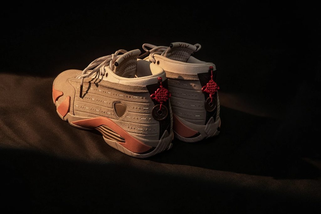 CLOT Air Jordan 14 Terracotta