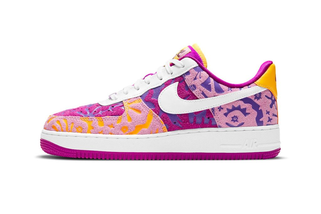 Nike Air Force 1 Red Plum