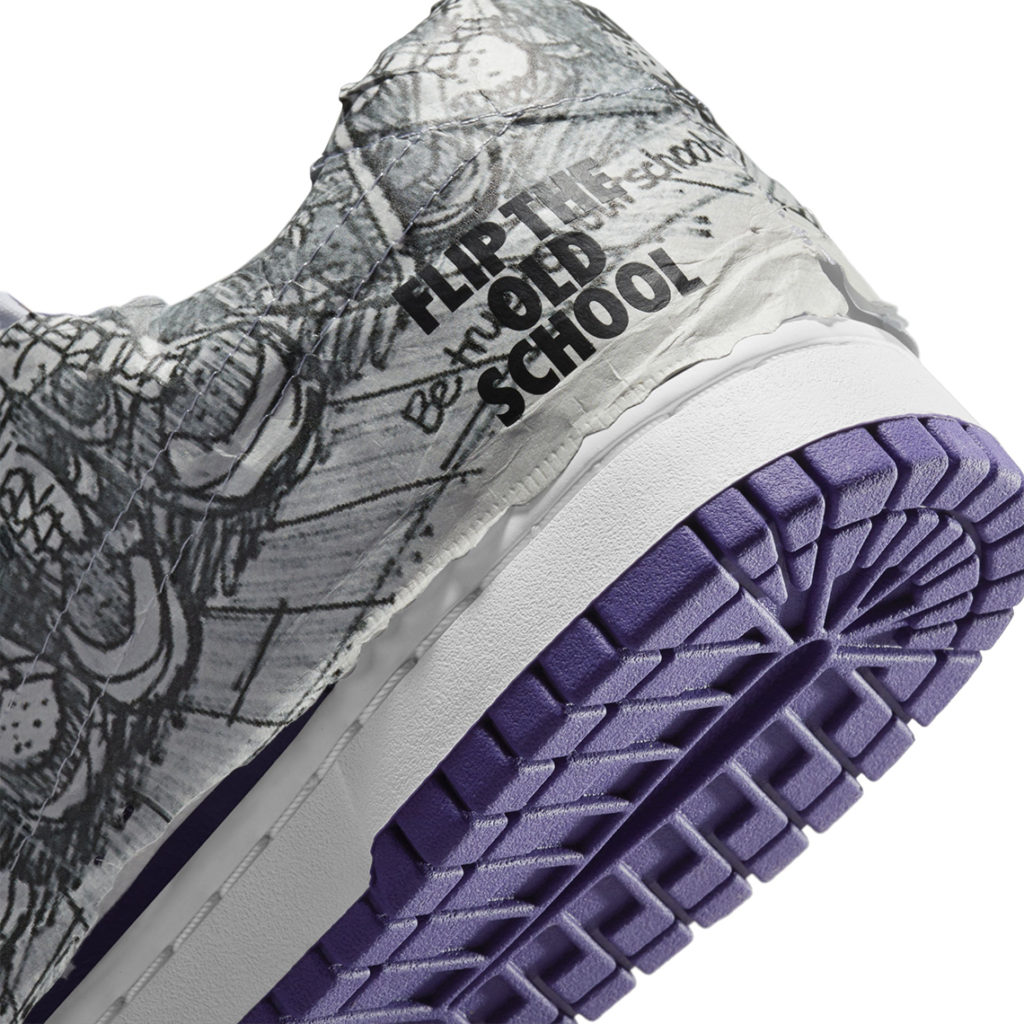 Nike Dunk Flip The Old School