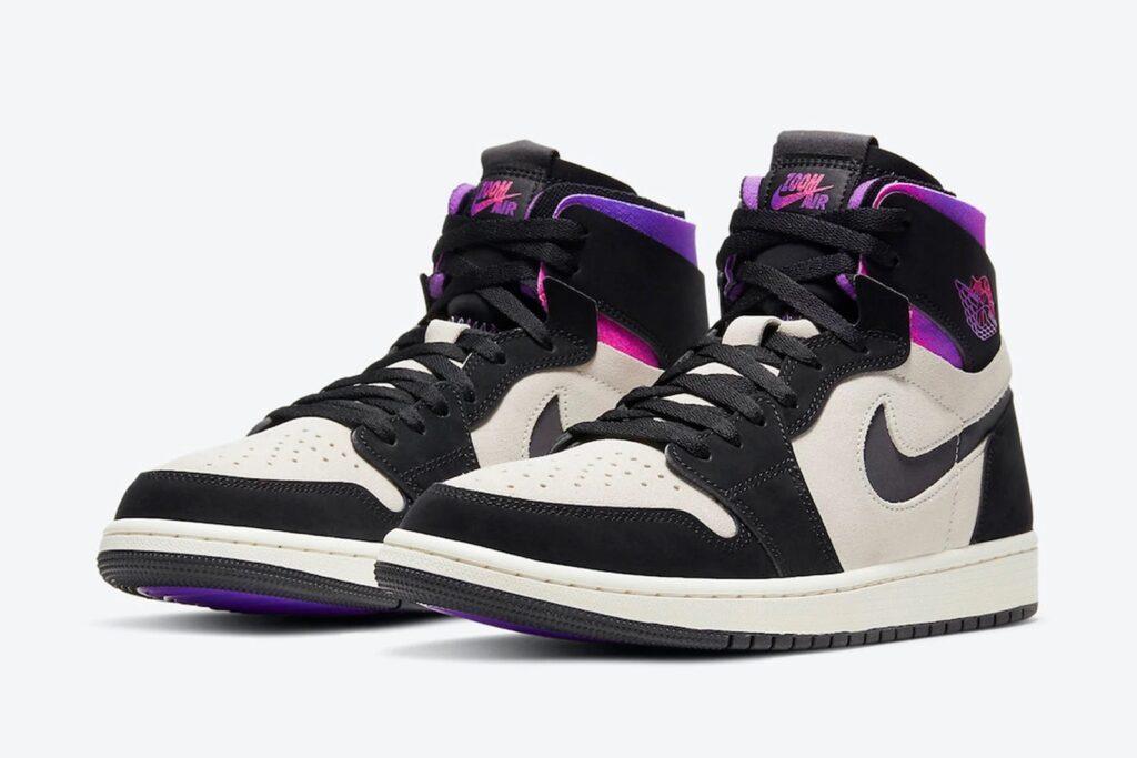Nike x PSG Air Jordan 1 Zoom Comfort