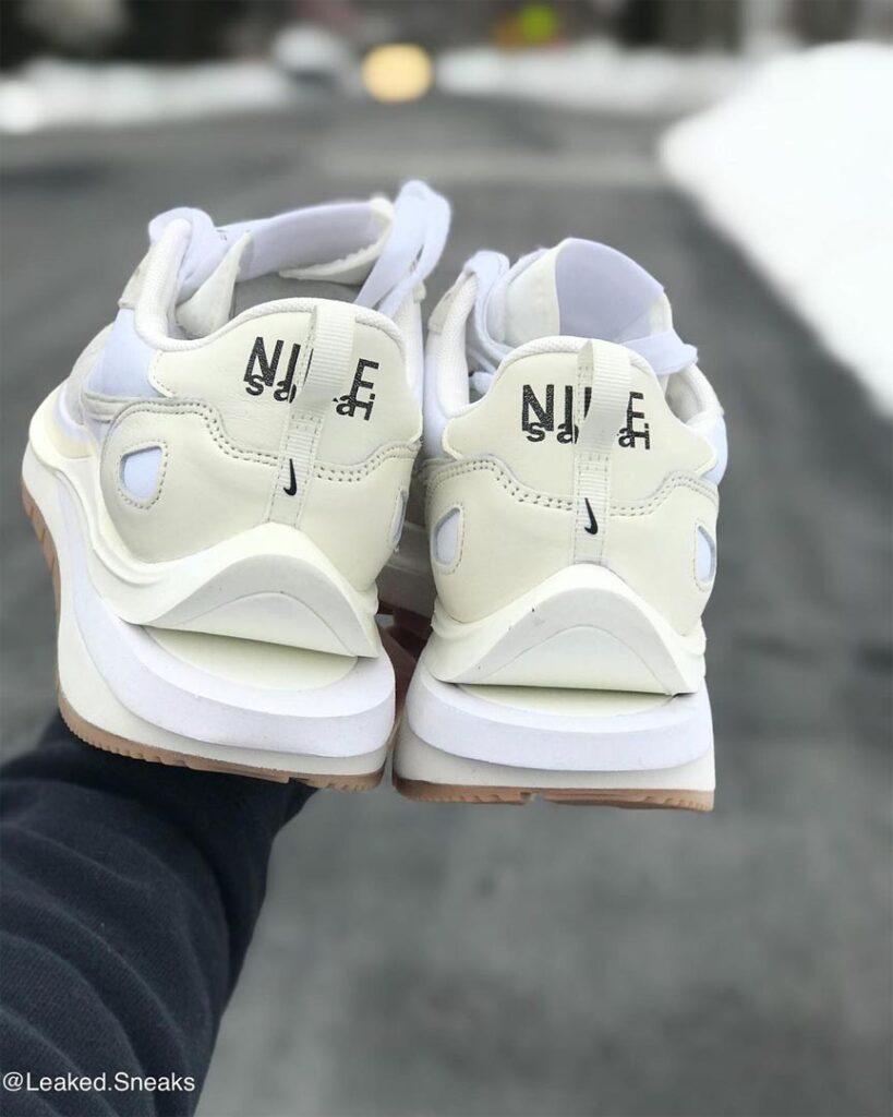 Sacai x Nike Vaporwaffle Cream