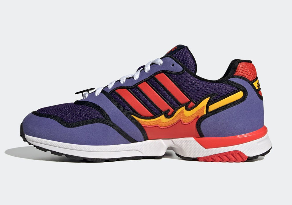 ZX 1000 Flaming Moes