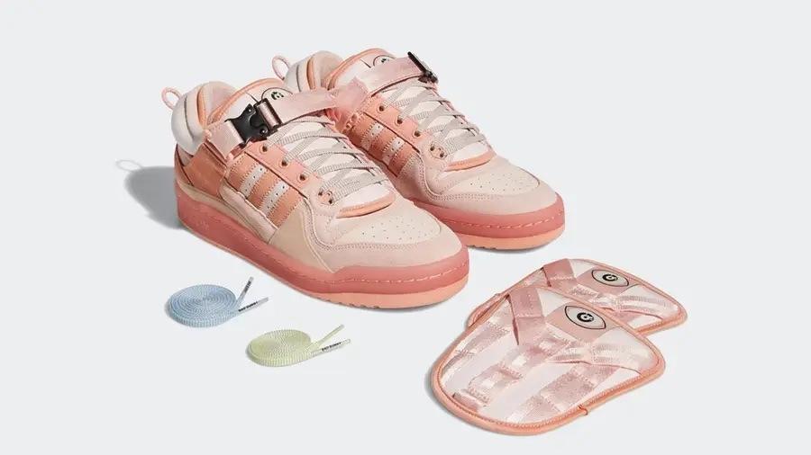 Bad Bunny adidas Forum Pink Easter Egg GW0265