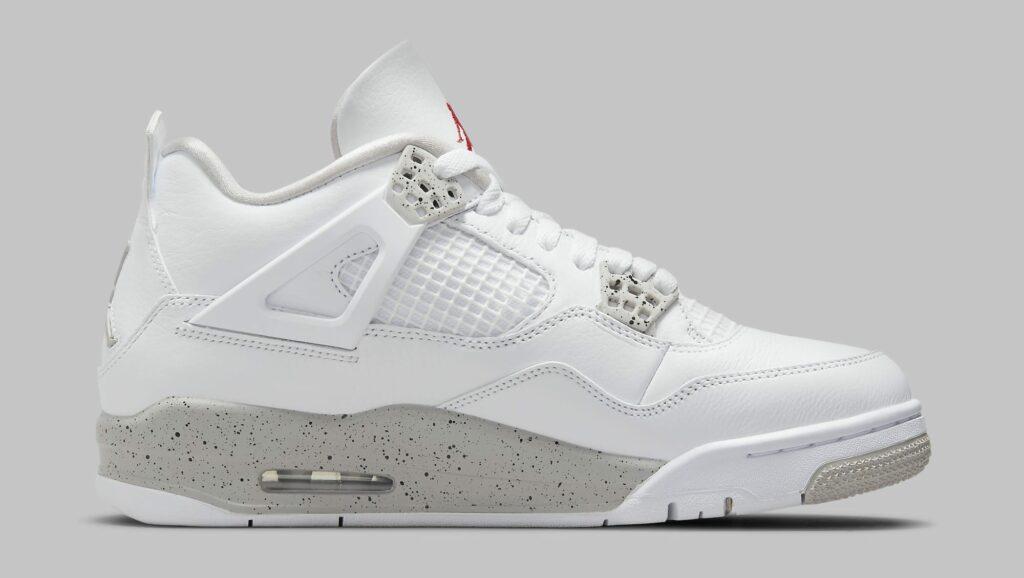 Jordan 4 White Oreo ct8527-100