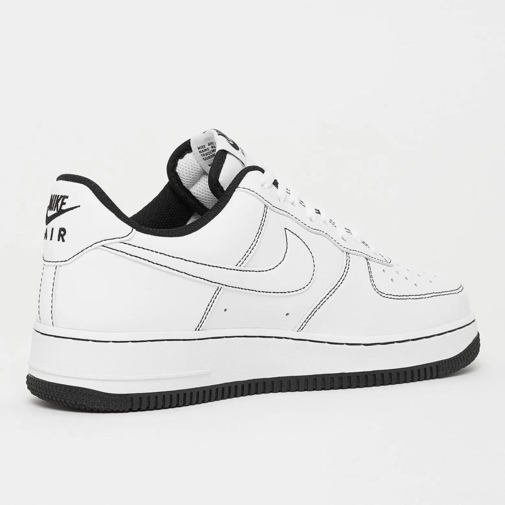 Nike Air Force 1 Black Stitch CV1724-104