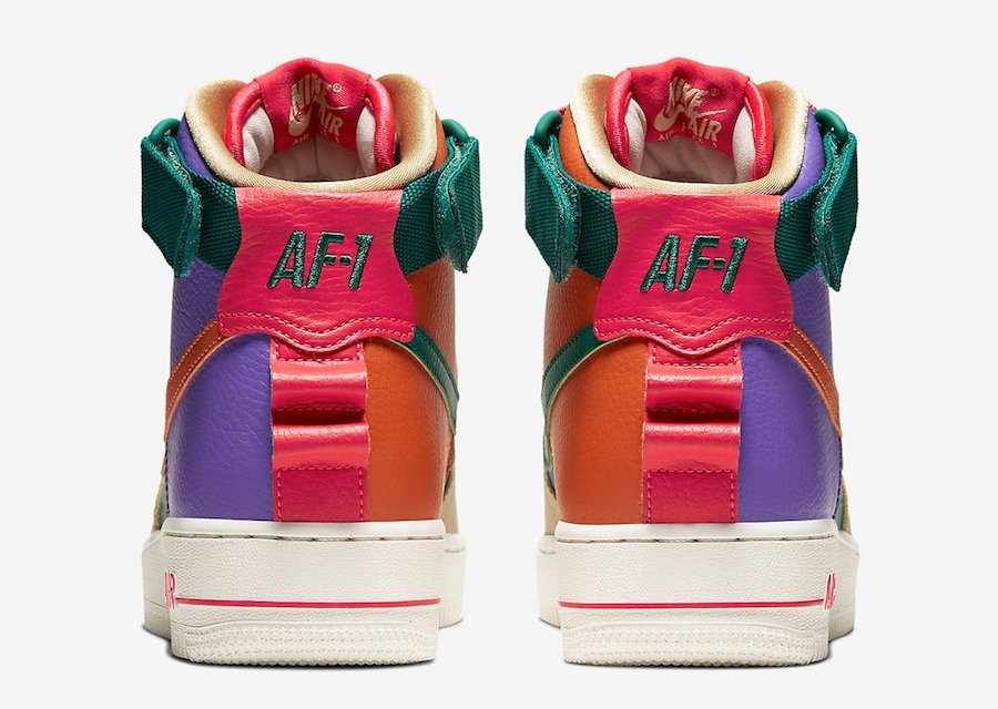 Nike Air Force 1 Force is Female Multi CQ4810-046