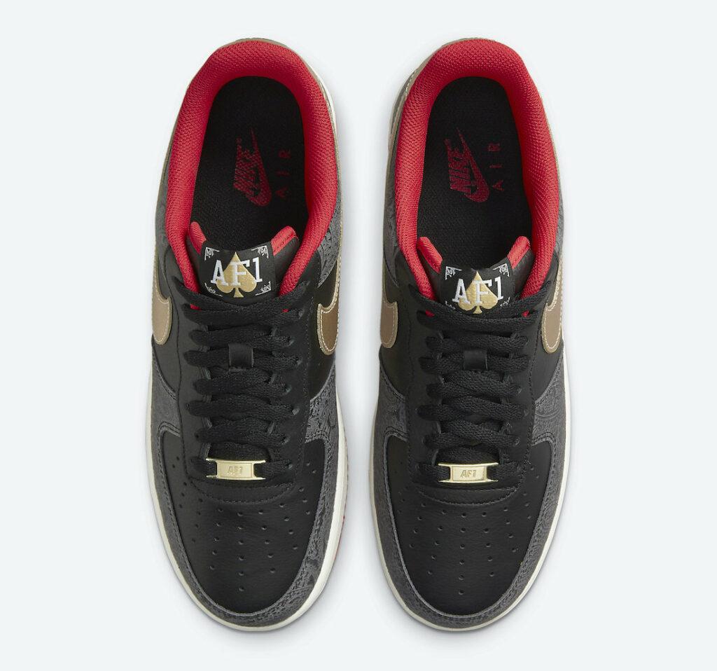 Nike Air Force 1 Spades DJ5184-00