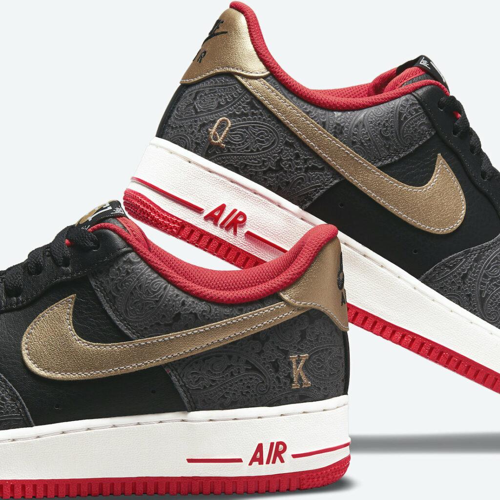 Nike Air Force 1 Spades DJ5184-001