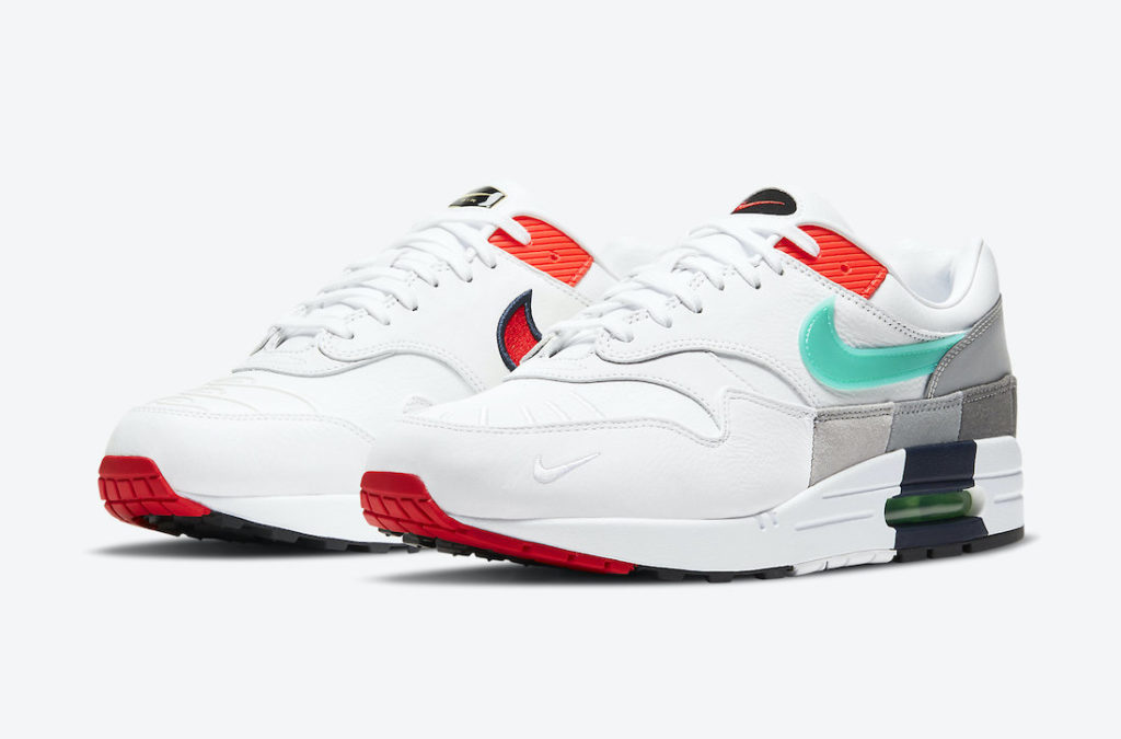 Nike Air Max 1 Evolutions Of Icons