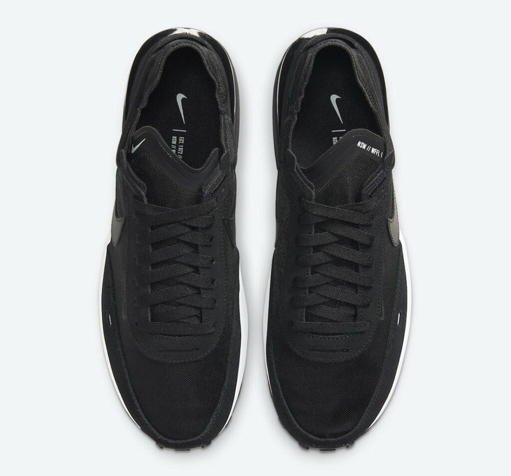 Nike Waffle Trainer One Black DA7995-001