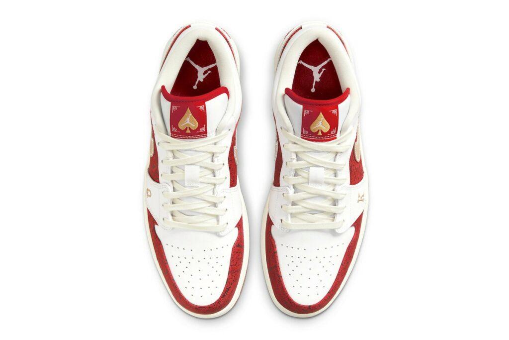 Nike air-Jordan 1 Low Spades DA5551-001