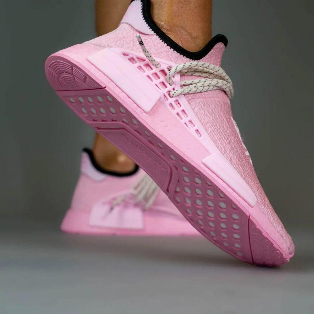 Pharrell Williams x adidas NMD HU True Pink-GY0088