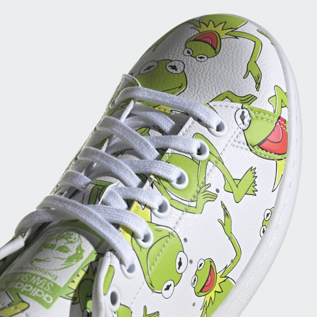 Disney x adidas Stan Smith Kermit
