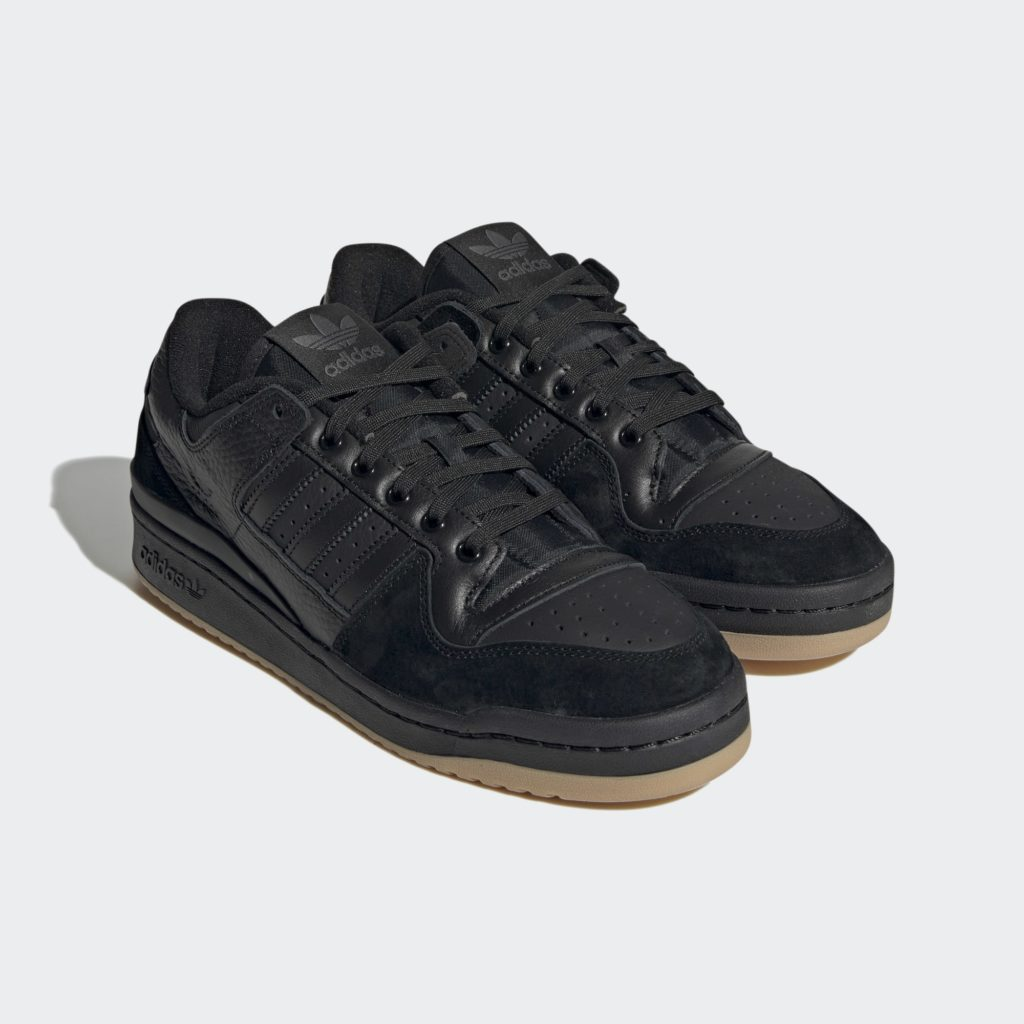 adidas Forum 84 Low ADV Black FY7999