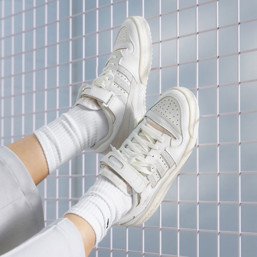 adidas Forum 84 Low Grey One FY4577