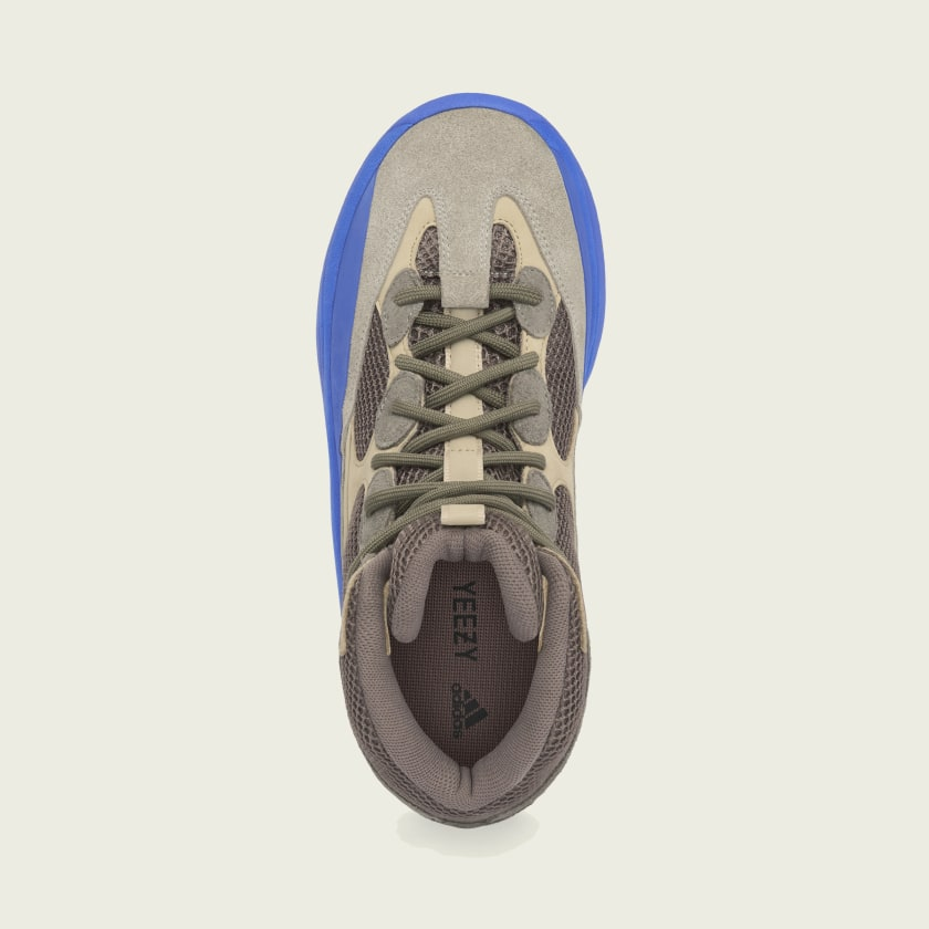 adidas Yeezy Desert Boot Taupe Blue GY0374
